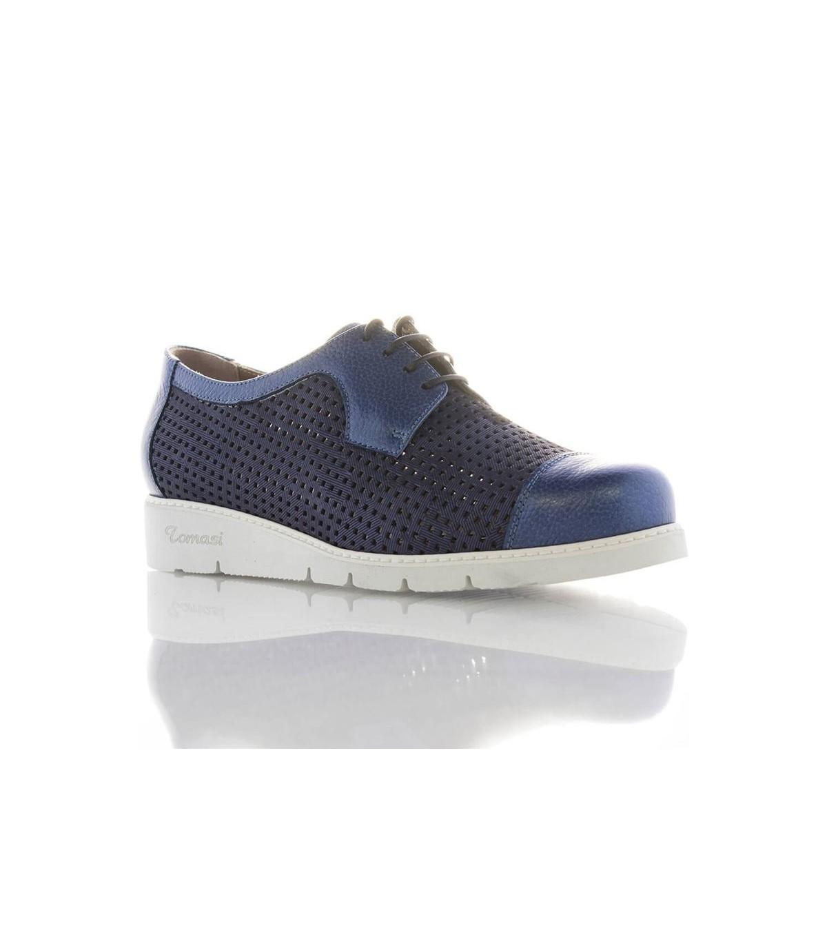premium selection 8273d 1d045 F lli Tomasi Shirly Forato scarpe donna